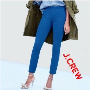 J Crew Blue Martie Straight leg jeans size 6